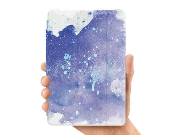 ipad air 2 case smart case cover for ipad mini air 1 2 3 4 5 6 pro 9.7 12.9 retina display watercolor painting