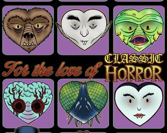 For the love of classic horror