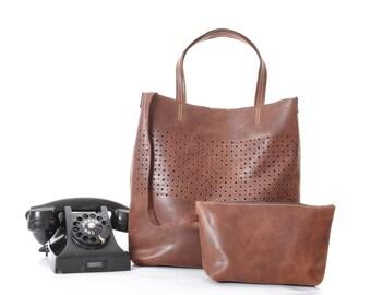 Leather Tote bag  Tote bag leather Tote bag  Leather tote Women Leather tote bag 100% REAL leather bag  Women tote market bag women Hobo bag