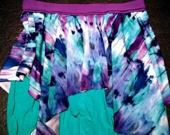 Custom Layered Skirt (Pixie, Festival, Square)