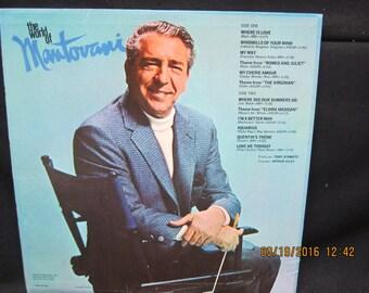 World of Mantovani - London Records