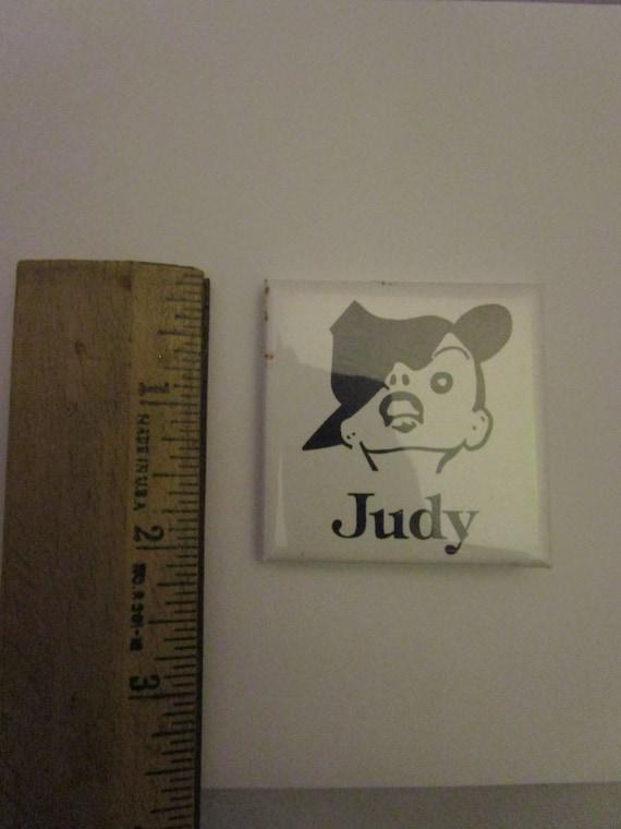Judy Garland pin