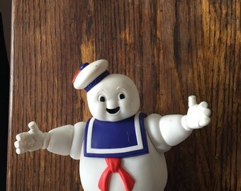 Stay puft man Ghostbusters 1984