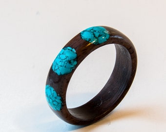 Three Ring Turquoise