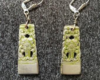 1936 Spoon  Earrings