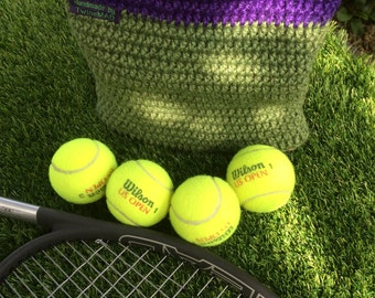 Wimbledon tennis bag