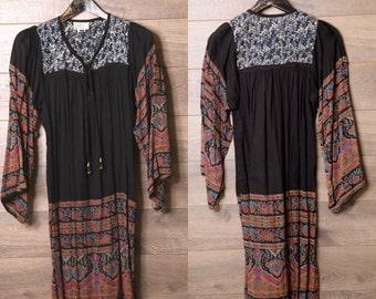 American Vintage bohemian dress #27