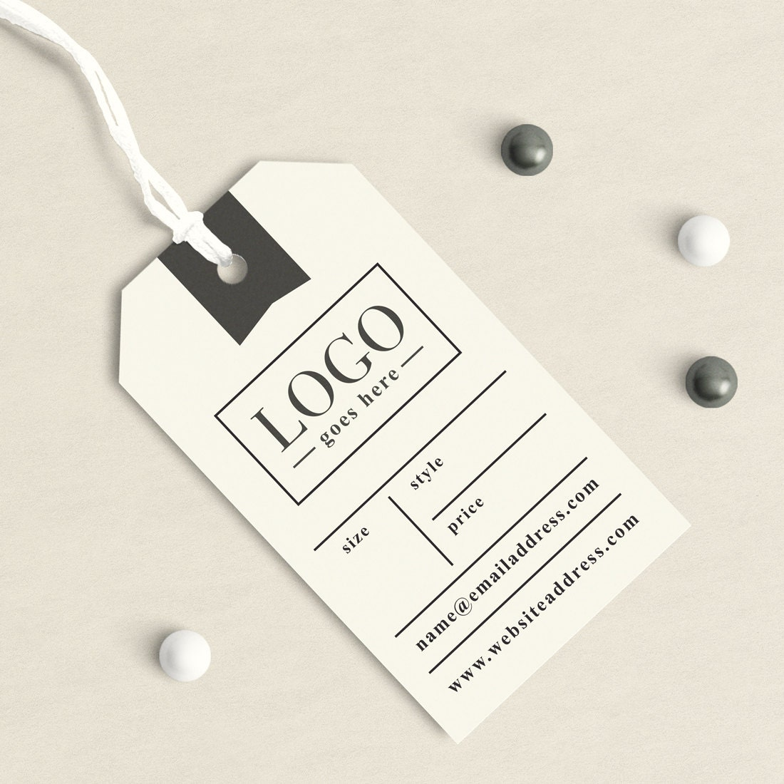 Custom Clothing Labels, Clothing Tags, Custom Hang Tags ...