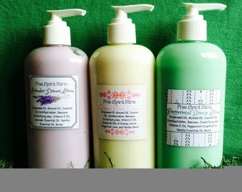 All Natural Lotion