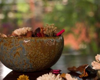 Ceramic Potpourri Bowl