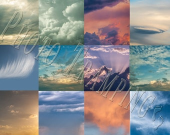 Dramatic Sky Images  Vol 1