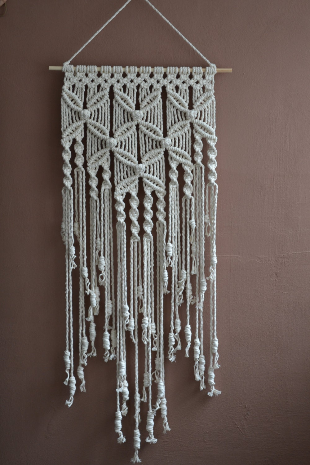Home Decorative Modern Macrame Wall Hanging B01n109wvh