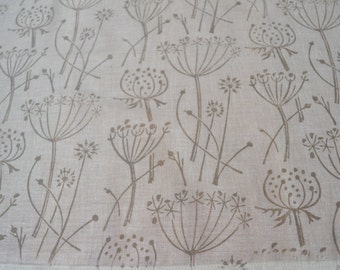 Hand Chalk Painted Table Runner