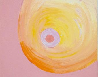 Breastfeeding Art, Feminist Gift, Naked Women, Breast Art, Feminist Wall Art, Feminist Art, Feminism, Feminist Painting, Breastfeed
