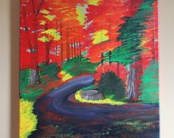 Road of Colors