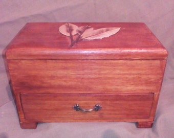 wood jewel box