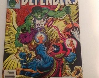 The Defenders- Marvel Comics #82