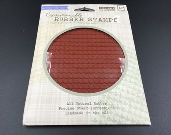 Hero Arts, Dash Pattern, Rubber Stamp