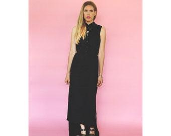 Black Soak Dress