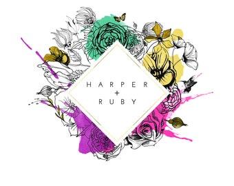 Coming Soon - Harper + Ruby