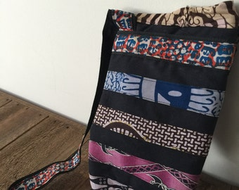 African Made Insulated Bottle Holder