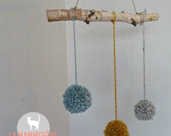Deco suspended - tassels