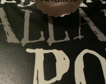 Edgar Allan Poe The Raven Book Page Bracelet