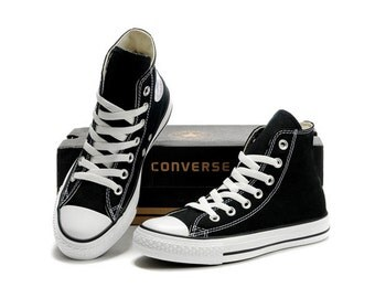 Converse / Vans custom adults hand painted shoes