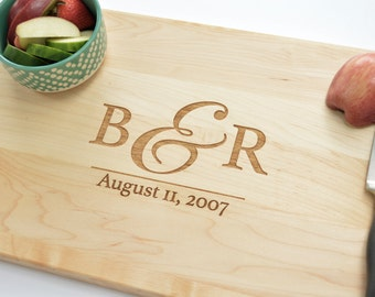 Anniversary Gift Ideas, Anniversary Gift, Wooden Anniversary, Unique Anniversary Gift, Gift for Her, Gift for Him, Gift for Couple, Board
