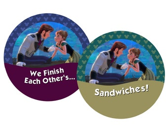 We Finish Each Other's... Sandwiches! – Frozen