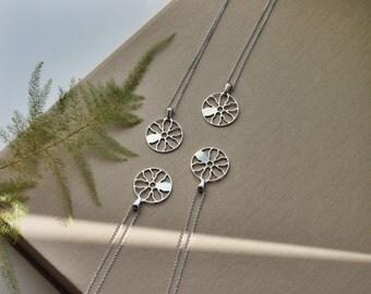Matryoshka Be Different Pendant Necklace