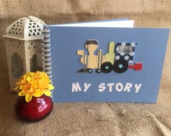 Children's keepsake Book