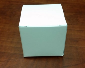 2x2x2 White Gift Boxes