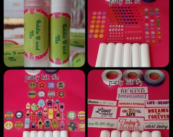 Organic lip balm for kids and adults