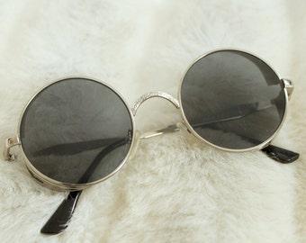 70s Round Sunglasses