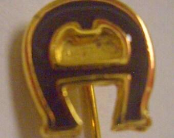 Vintage Aigner Pin Brooch
