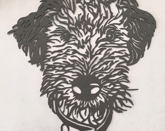 Paper cut Pet portrait