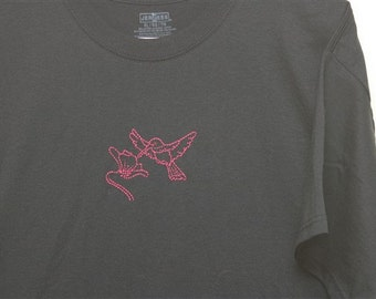 humming bird shirt