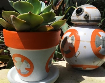 BB-8 Flower Pot