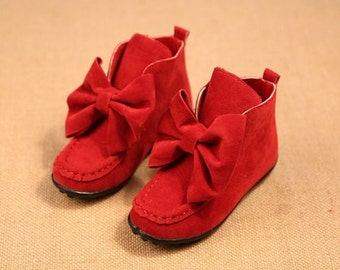 Adorable Booties - RED