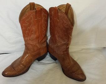 Justin Men's Cowboy Boots