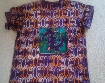 M Ghana Print Tee