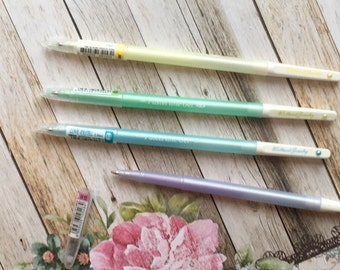 Dreamy Pastel Pens - Set Of 4