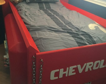 Toddler Truck Bed