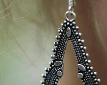 Earrings Tribal Hyppie chic