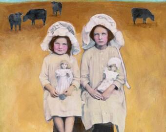 Sisters - Print