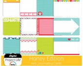 "Project Life ""Honey"" Edition - 4x6 Cards"