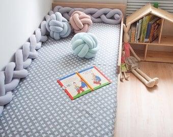 Bumper baby bed bumper bedding nursery