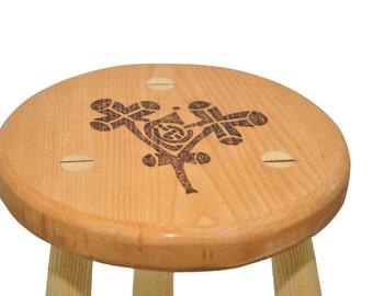 Childs stool
