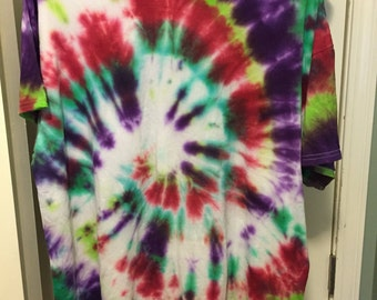Hand made tie dye